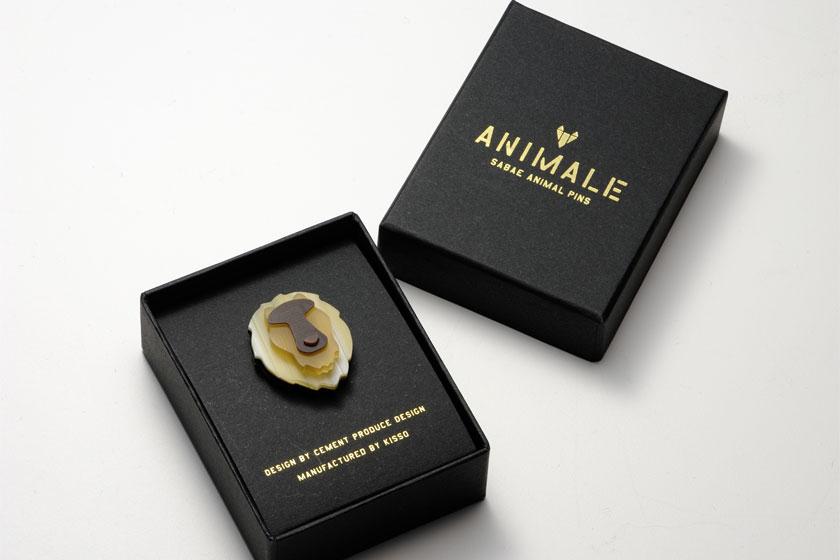 アニマルピンズ ANIMALEのイメージ3